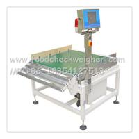 Quality check weigher,carbon black check weigher to check weight and separate away for sale