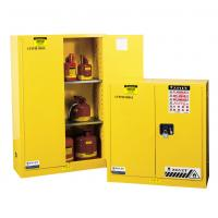 Buy Flammable Liquid Storage Cabinet, fireproof safety storage cabinets, yellow at wholesale prices