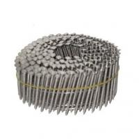 "Quality Ring Shank Pallet Coil Nails For Pallet / Furniture / Decoration 2-1/4"" x .093 for sale"