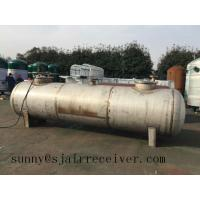 China Underground Heating Oil  Fuel Container Tanks , Underground Gasoline Storage Tanks on sale
