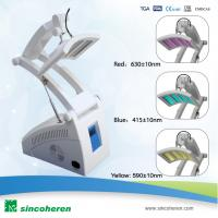 Quality PDT LED Blue And Red Light Therapy Devices For Blood Vessels Removal for sale