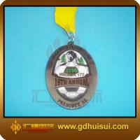 Quality csutom design zinc alloy chocolate medals for sale