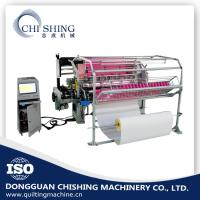 Industrial Computerized Quilting Machine Two Needle Bar 3.5 KW Rating Power
