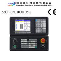 Quality Atc Usb Interface 5 Axis Cnc Controller Board Panel Support G Code , 2 Year Warranty for sale