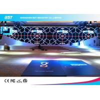 Quality High Brightness P7.62 Indoor Full Color Led Screen Video Wall Displays With 1/4 Scan for sale