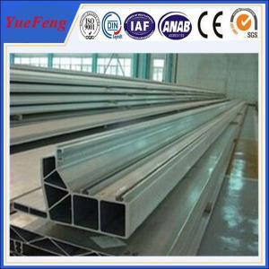 Quality Hot! extrusion aluminium price, aluminium special profile, aluminium t profile for sale