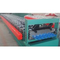 Quality High Accuracy Japan PCL Control Roof Panel Roll Forming Machine For House Roof Tiles for sale
