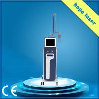 Quality Advanced Co2 Fractional Laser Machine , Co2 Fractional Laser Stretch Marks Beauty Equipment for sale