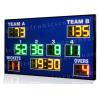 Buy cheap High Brightness Cricket Score Board , Led Electronic Scoreboard Outdoor Type from wholesalers