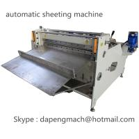 Quality automatic roll to sheet cutting machine for PET, PC, PVC, PCB, FPC for sale