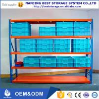 China Lower cost industrial medium duty shelving with ISO9001 and CE certificate on sale
