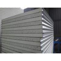 Quality EPS Metal Structural Composite Sandwich Panels Light Weight Environmental Protection for sale