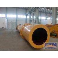 Quality Good Drying Effect Sand Rotary Dryer/River Sand Dryer Machine for sale