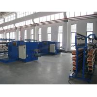Passive / Active Pay Off Copper Wire Bunching Machine / Equiment 50 Heads / Set