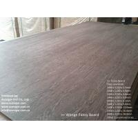 Quality Wenge Fancy Plywood 1220 x 2440mm for sale