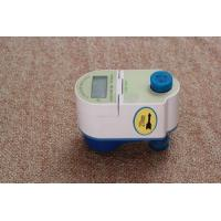 Quality IC Card Prepaid Smart Water Meter Touchless Type 15mm-20mm Vertical Installation for sale