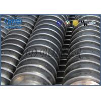 Quality Integrated Or Integral Comb Fin Tube Flue Gas Desulfuration Short Fin Pitch Anti Abrasive Less Dust for sale