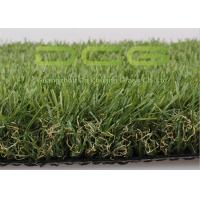 Quality Wonderful Color Outdoor Artificial Grass Landcsaping 12000 Dtex 30mm Pile Height for sale