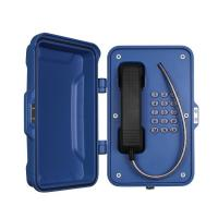 Buy cheap IP67 Outdoor Industrial Waterproof Telephone Tunnel Emergency Phone from wholesalers