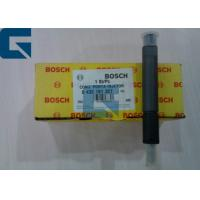 China Deutz BFM1013 Hydraulic Fuel Injector 02112957 , Bosch Diesel Injectors replacement 0432191327 on sale