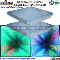 Quality 3D effect Stage background led panel display for sale