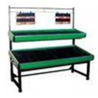 Quality Supermarket Shelf acrylic Display shelves Vegetable and Fruit Rack Series for sale