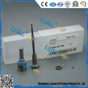 China BOSCH diesel injector 0445120060 repair kit  F00RJ03469 ,Bosch auto nozzle DSLA143P1523 repar kit F00R J03 469 on sale