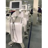 Buy cheap Professional Loss Weight Hifu Machine Two Treament Heads 12mm Fucal Depth from wholesalers