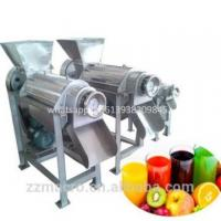 China fruit puree vegetable pulp making machine commercial cold press machine on sale