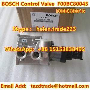 Buy BOSCH Pressure Control Valve F00BC80045 F 00B C80 045,F00BC80046 0211 3830 RVI 7421103266 at wholesale prices