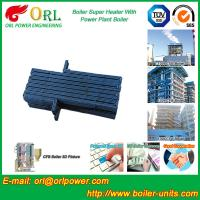 Quality Oil Industry Heating Boiler Steam Super Heater 110 MW Rate Factor Heating Elements for sale