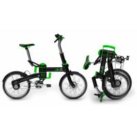 Quality 2012 Electric folding bike Fashion Smart Folding Magnesium Alloy electric folding bike For Sale, Factory Price for sale