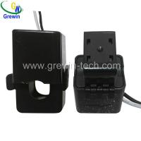 China 0.333-3.53V Output Voltage 0.2 Accuracy Split Core Current Transformer on sale