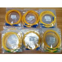 China top quality premium optical fiber patch cord for sale,hotsale in india fiber patch cord on sale