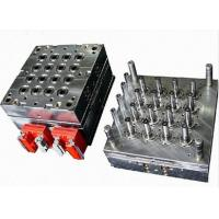 China Household Appliance Plastic Pipe Fitting Mould , PVC Pipe Moulding Hot Cold Runner for sale