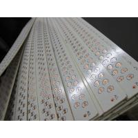 Quality Waterproof  aluminum printed circuit boards 300 x 12mm length with led assembly for sale