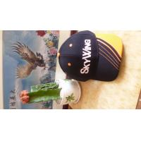 Quality White Baseball Felt Embroidered Golf Hats Heat Transfer Printing for sale