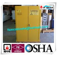 Quality Steel Chemical Flammable Liquid Containers With Grounding Connector for sale