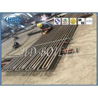 Quality High Integrity Tubular Superheater And Reheater Heat Exchangers Cooling Coils for sale