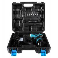 China Variable Speed Electric Drill Set , Quick Stop Power Tool Kits Custom Color on sale