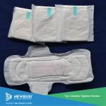 factory wholesale sanitary napkin OEM ladies anion sanitary pads