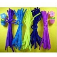 Quality pipe cleaner,chenille stem,DIY craft for sale