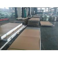 Quality 202 cold rolled stainless steel sheet 2B surface 0.5 - 3mm thick 1219x2438mm for sale