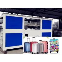 Quality Suitcase / Luggage Making Machine / Fully Auto Type Vacuum Forming Machine (Left And Right Type) for sale