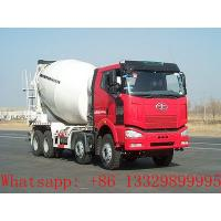 Quality new faw cement mixer truck 10-12cbm for sale for sale