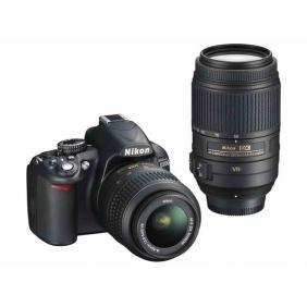Quality Nikon D3100 Digital SLR Camera with Nikon AF-S VR DX 18-55mm lens for sale