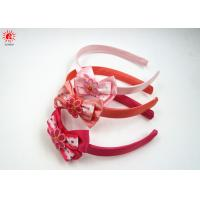 Buy cheap Red Fashion Kids Bow Hair Bands from wholesalers