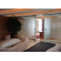 Quality 10MM Tempered Glass Panels For Walls , Internal Glass Partitions for sale