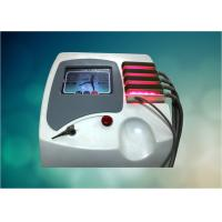 China 650nm Diode Lipo Laser Body Sculpting Slimming Machine FDA Approved for sale