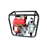 China Air Cooled 1 Cylinder 4 Stroke Recoil and Electric Start Diesel Water Pump 2 3 4 inch on sale